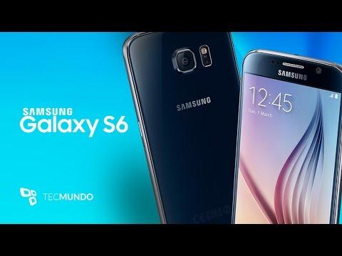 Análise smartphone Samsung Galaxy S6 - TecMundo