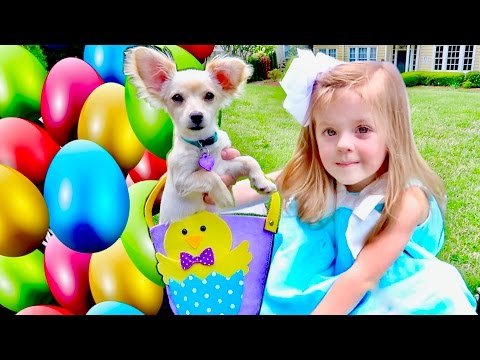 EASTER PUPPY SURPRISE! 😱