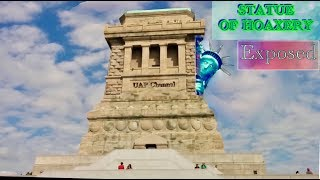 Statue of Hoaxery 🗽 Exposed | UAP