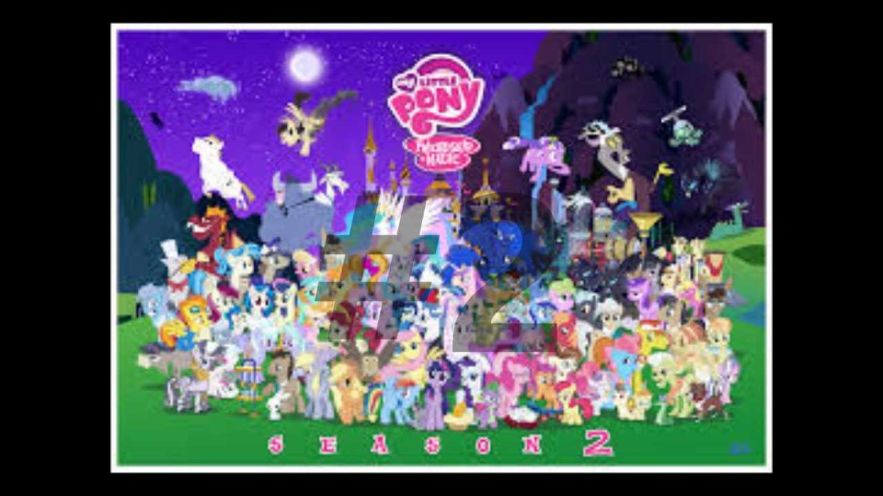 My Top 10 My Little Pony: Friendship Is Magic characters ...