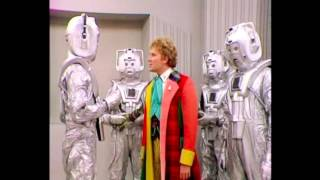 Doctor Who Episode review attack of the Cybermen