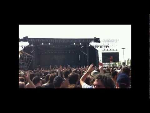Anthrax - I Am The Law (live @ Big 4 Milan - July 6, 2011)