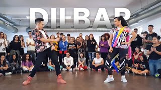 Fnaire Feat. Nora Fatehi - Dilbar | Dance Choreography