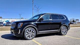 Kia Telluride Full Walkaround Review