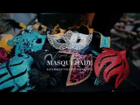 Collective Series 12 'Venetian Masquerade Party'
