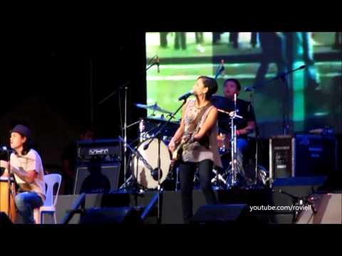 Session Road - Suntok sa Buwan - Tanduay Rhum Rockfest VI @MOA Concert Grounds