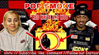 "POP SMOKE | RED WHITE AND WOO ( DOCUMENTARY ) REACTION ""THE WOO YORK STORY"" NEW YORK STREET LEGENDS"