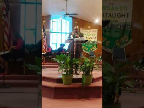 Rev. Quince Hill The Best Things In Life Really Are Free Acts 8:9-25 11.06.16 Part 1