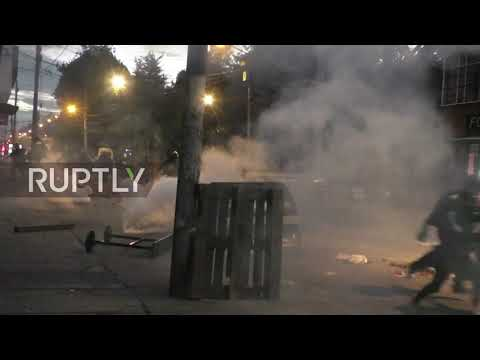 Colombia: At least 5 dead in Bogota protests over lawyer's killing by police