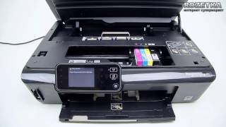 МФУ HP DJ Ink Advantage 5525(Цена и наличие: http://rozetka.com.ua/hp_dj_advantage_5525/p223433/ Видеообзор МФУ HP DJ Ink Advantage 5525., 2013-03-15T13:54:20.000Z)