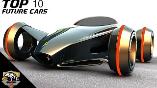 Top 10 Coolest Future Cars In The World 2021