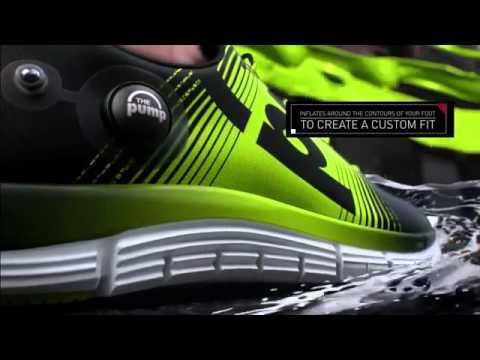 Reebok ZPump Fusion - See How it Works - Reebok - YouTube e52616b8a