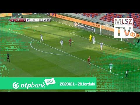 Petryak Ivan első gólja a MOL Fehérvár FC – Újpest FC mérkőzésen thumbnail