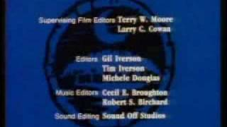 Pirates of Dark Water credits with 1966 Hanna-Barbera logo