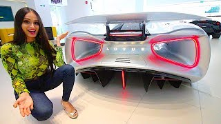 THE WORLDS FASTEST 2000HP CAR THAT USES NO PETROL !!!