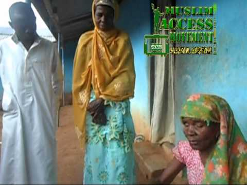 hAJIA HASSANA (ASSIN MANSO)  -LIVING TESTIMONY OF A TRUE BELIEVER IN ISLAM