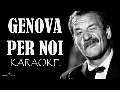GENOVA PER NOI KARAOKE