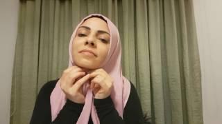 3 Easy Hijab Styles | ثلاث لفات سهلة للحجاب