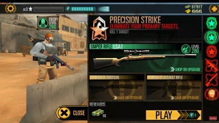 Sniper X Unlimited Coins And Gold Modded Apk For Free