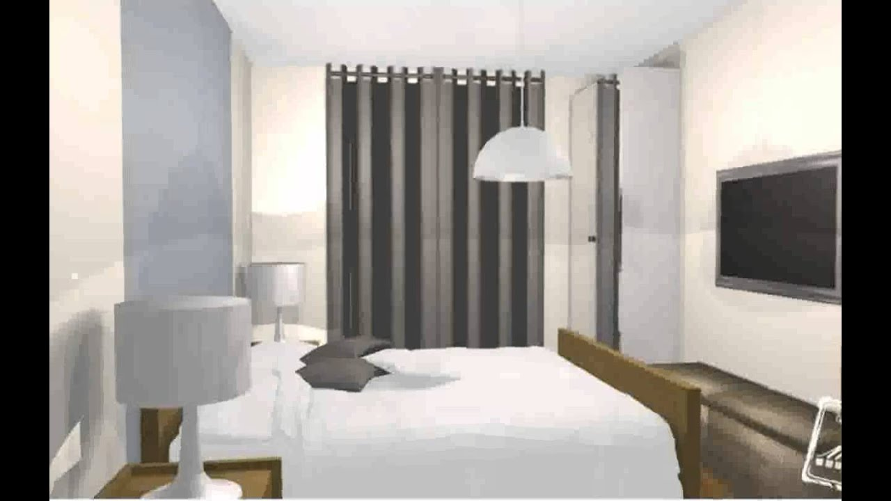 d coration int rieure chambre youtube. Black Bedroom Furniture Sets. Home Design Ideas