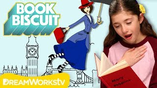 Is MARY POPPINS a Witch?! | BOOK BISCUIT