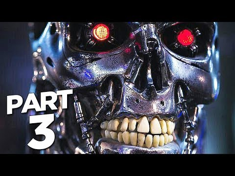 TERMINATOR RESISTANCE Walkthrough Gameplay Part 3 - SKYNET (FULL GAME)