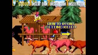 Sunset Riders - Konami - SNES