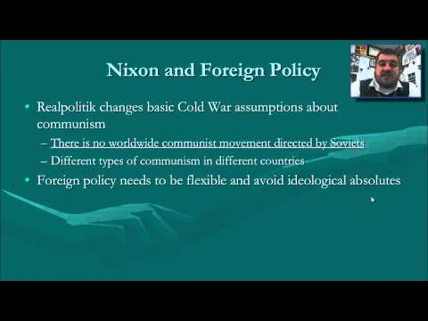 20-5: Nixon's Foreign Policy