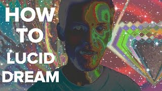 How I Achieve Lucid Dreams