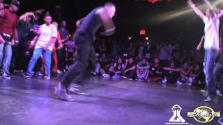 STYLISTIC TRIBE vs LIONS OF ZION (EVOLUTION 6)
