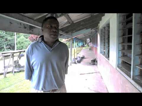 Simon School Library Project - Ambae Island, Vanuatu