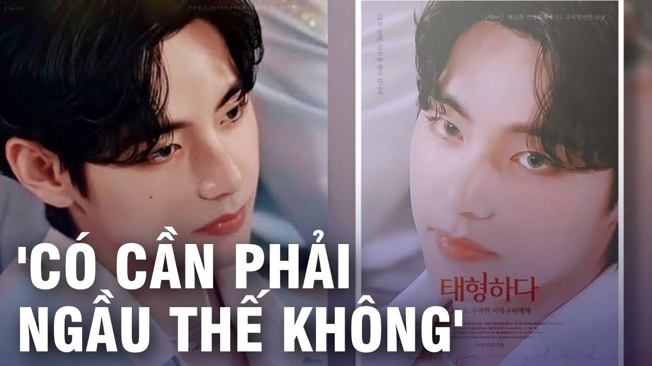 ĐẲNG CẤP: V (BTS) quay quảng cáo cũng gây bão khiến netizen cảm thán 'có cần phải ngầu thế không'