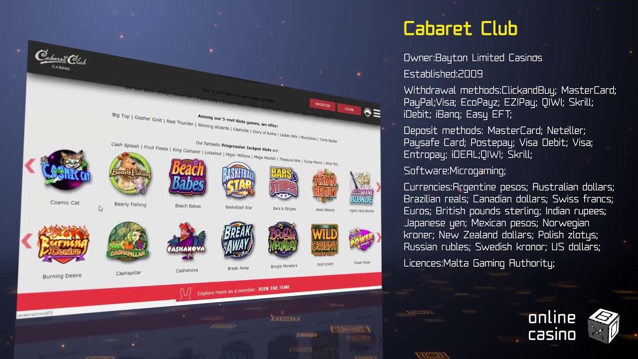 Gaming Club Casino Video - www.CasinoSchule.com