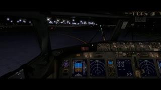 vRYR 9896 EICK-EGGP X-Plane 11 Zibo 737-800 VATSIM