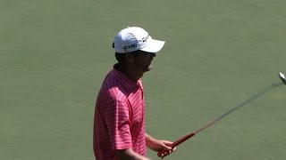 Sean OHair birdies from downtown at the TOUR Championship