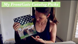 Frontgate 2019 Outdoor Catalog  Review | Catherine Arensberg