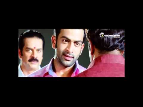 SIMHASANAM Malayalam Movie Scene 3 Ft. Prithviraj, Siddique