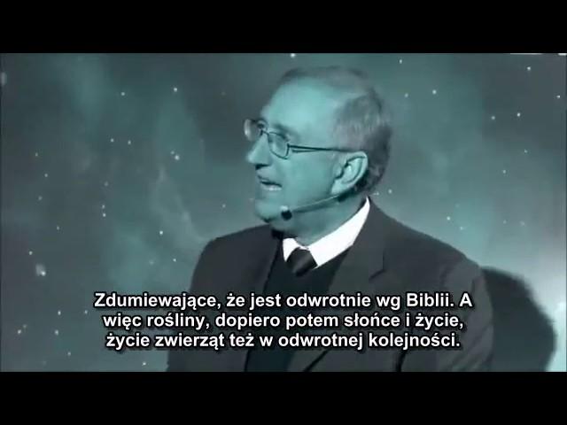 Walter Veith - Dewolucja i kreacjonizm cz.7 - Dzień pamiątki stworzenia.