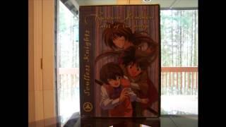 My new RUROUNI KENSHIN TALES OF THE MEIJI - SOULLESS KNIGHTS DVD