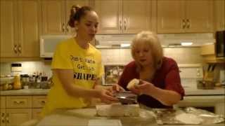 How To Bake A Lemon Jelly Roll: Cooking With Kimberly