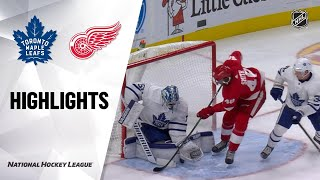 09/27/19 Condensed Game: Maple Leafs @ Red Wings