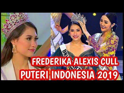 FREDERIKA ALEXIS CULL - PUTERI INDONESIA 2019