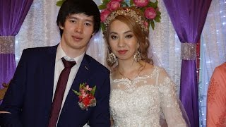 Свадьба Тимура и Дианы ХМАО-Югра, п. Федоровский