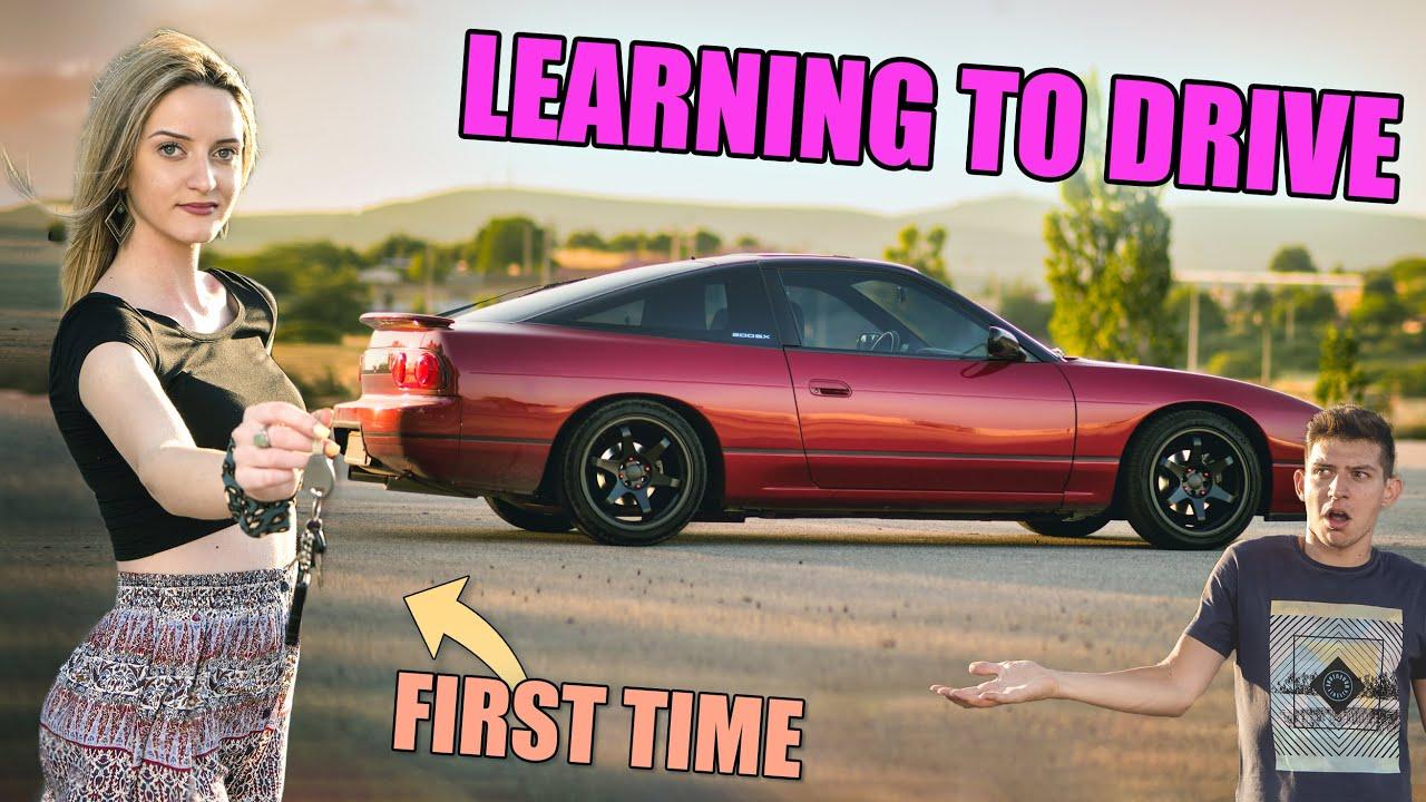 Μαθαίνοντας στην κολλητή μου οδήγηση / Πρώτη προσπάθεια