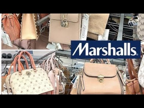 MARSHALLS ~ THE PRICE,  [SHOP WITH ME ] Marshalls New Arrivals,  Bags ,