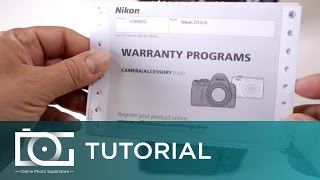 NIKON D5500 TUTORIAL | What Kind of Warranty Is It Offered With The NIKON D5500?