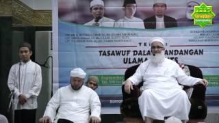 Tasawuf dalam Pandangan Ulama Hadits (1) - Syaikh Muhammad Muwaffaq Bin Ali Almurobi'