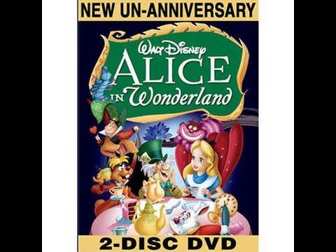 Opening To Alice In Wonderland 2010 DVD (Disc 1)