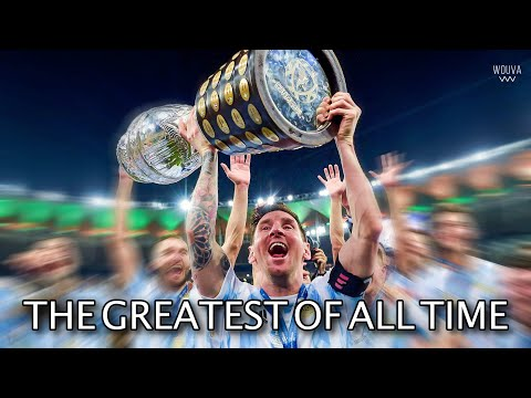 Lionel Messi - Yang Terhebat Sepanjang Masa