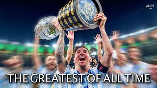 Lionel Messi - The Greatest Of All Time